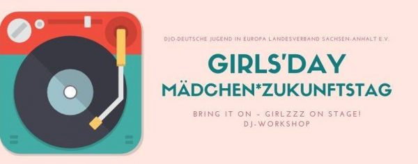 Girls'Day: Bring it on – Girlzzz on Stage! / 26.03.2020 @ Charles Bronson