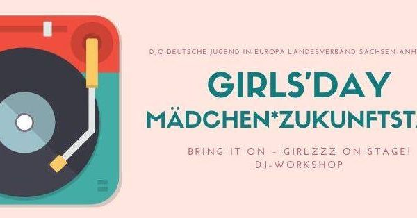 Verschoben: Girls'Day: Bring it on – Girlzzz on Stage!