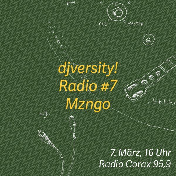 djversity! Radio #7 mit Mzngo